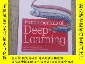 二手書博民逛書店Fundamentals罕見of Deep Learning:Designing Next-Generation