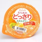 日本【Tarami】達樂美果凍杯 蜜柑 230g (賞味期限:2019.02.22)