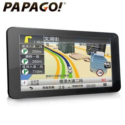 限量10台 加贈3孔點菸器 PAPAGO! GoPad 7 超清晰Wi-Fi 7吋聲控導航平板~附加行車記錄器功能