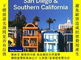 二手書博民逛書店Lonely罕見Planet Los Angeles San Diego & Southern Californi