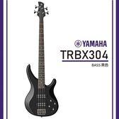 【非凡樂器】YAMAHA TRBX304 / 電貝斯套組/公司貨保固