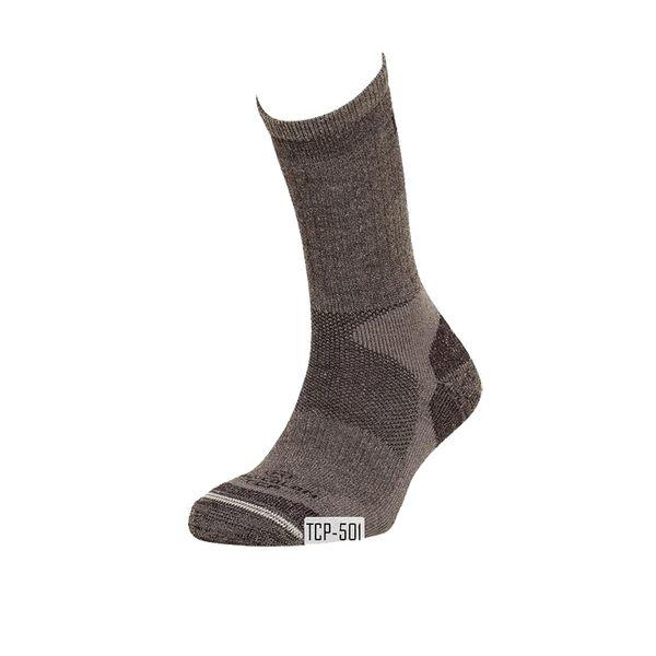 Lorpen 中性款 T2 Polycolon登山襪TCP(III) / 城市綠洲 (快乾、排汗、萊卡、西班牙)