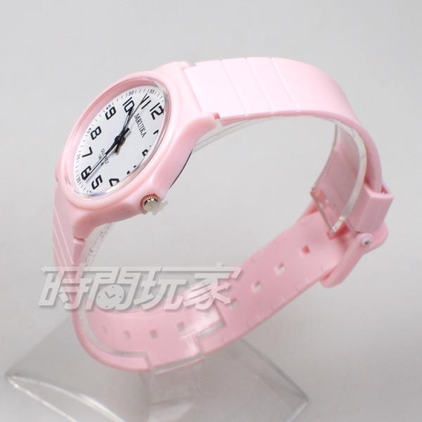 MRUIKA 時尚數字 簡單腕錶 防水手錶 數字錶 男錶 女錶 學生錶 兒童手錶 中性錶 A2021粉