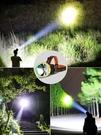 led頭燈強光充電頭戴式超亮疝氣手電筒小...
