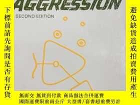 二手書博民逛書店Man罕見and Aggression Second Editi