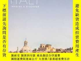 二手書博民逛書店ITALY罕見IMAGINE &DISCOVERY19139 H
