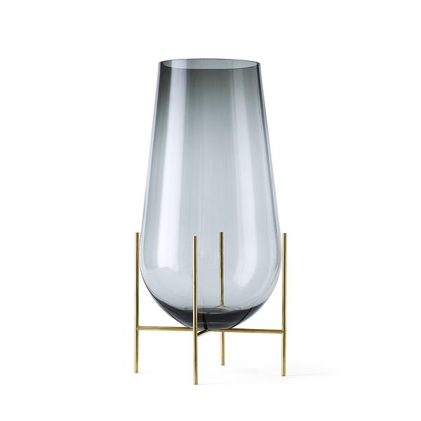 丹麥 Menu Echasse Vase in Large H60cm 伊雀思 水滴造型 立式花瓶 大尺寸