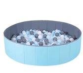 海洋球 兒童海洋球池免充氣折疊池室內球類玩具寶寶游戲屋波波池小孩帳篷T