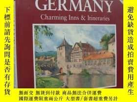 二手書博民逛書店GERMANY:Charming罕見Inns & Itinera