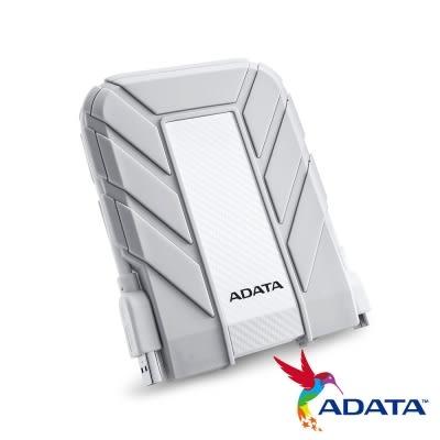 威剛 ADATA Durable HD710A 1TB USB3.0 2.5吋軍規防水防震行動硬碟(MAC)