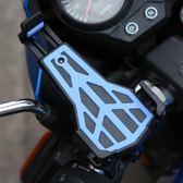 S2摩托車手機導航支架電動車自行車手機架機車騎行手機架防震通用