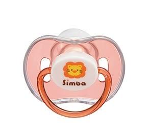 『121婦嬰用品館』小獅王辛巴 糖果拇指型安撫奶嘴-粉色(較大)