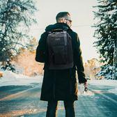 【Sylvain Lefebvre希梵】商務彈導系列-商務USB充電減壓背負系統雙肩筆電後背包 男包