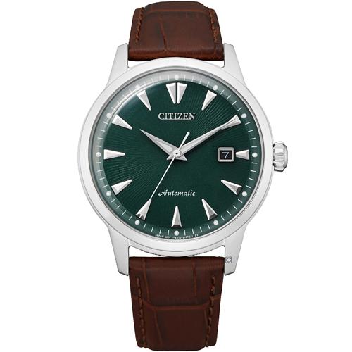 Citizen星辰 Kuroshio '64 黑潮複刻機械腕錶 NK0001-25X