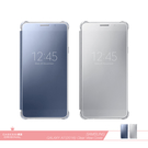 Samsung三星 原廠Galaxy A7 (2016)專用 全透視鏡面感應皮套 Clear View【台灣公司貨】
