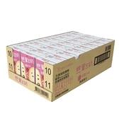 統一蜜豆奶草莓250ml*24入/箱【愛買】