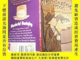 二手書博民逛書店the罕見wondaglop plot:wondaglop陰謀Y200392