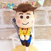 尼德斯Nydus   療癒系Q 版公仔玩偶坐姿娃娃玩具總動員4 胡迪約14cm