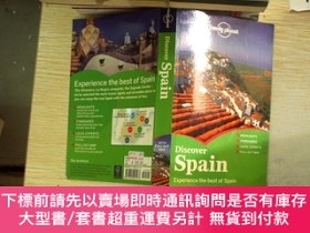 二手書博民逛書店Lonely罕見Planet: Discover Spain 孤獨星球:發現西班牙Y261116 Stuart