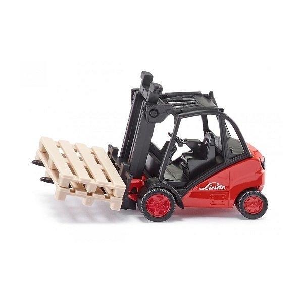 SIKU 德國小汽車  堆高機Forklift truck SU1722