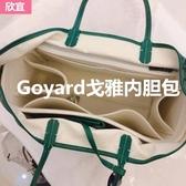適用于 Goyard戈雅大中小號包中包媽咪包內膽內襯瓏驤包整理包撐 免運