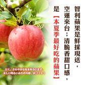 【果之蔬-全省免運】智利大顆富士蘋果8顆X1盒【每顆約330g±10%】