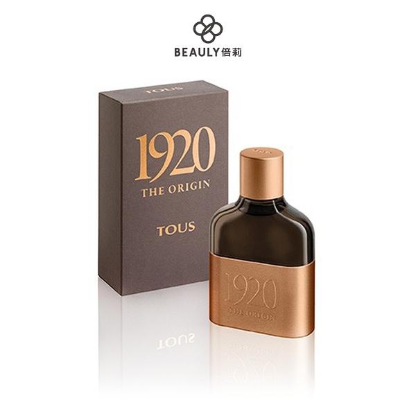 TOUS 1920 THE ORIGIN 男性淡香精 100ml《BEAULY倍莉》