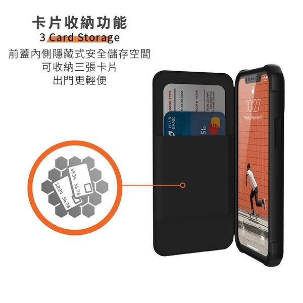 【UAG】iPhone 12/12 Pro 翻蓋式耐衝擊手機殼 保護殼 防摔殼 保護套 軍規防摔 可插卡