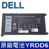 戴爾 DELL YRDD6 6芯 原廠 電池 保固一年
