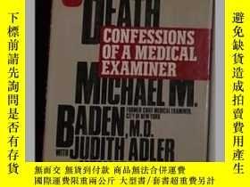 二手書博民逛書店Unnatural罕見death by Michael M. B