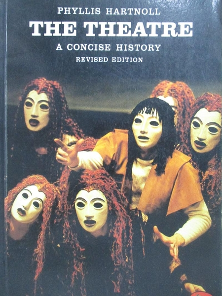 【書寶二手書T4/藝術_MOA】The Theatre-A Concise History