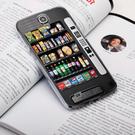Samsung Galaxy J N075T 手機殼 硬殼 自動販賣機