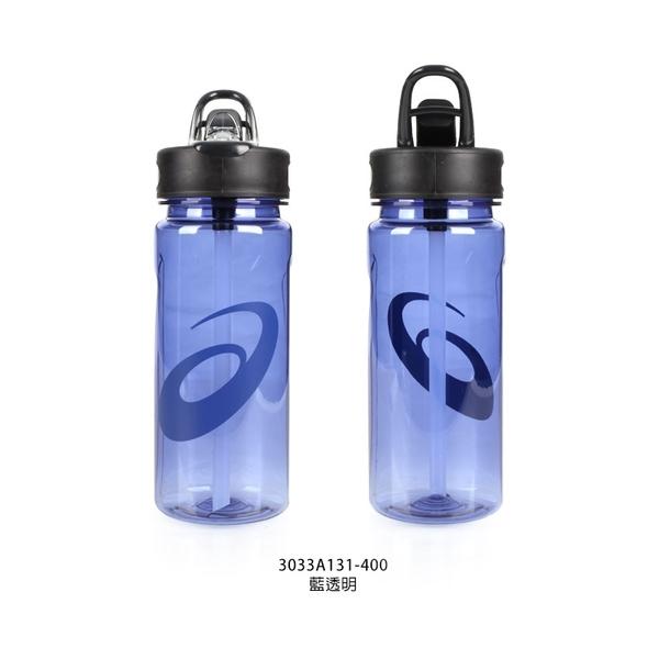 ASICS 運動水壺(600ml) (附吸管 水瓶 慢跑 單車 自行車 亞瑟士 免運 ≡排汗專家≡