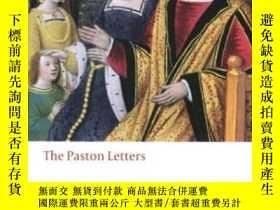 二手書博民逛書店The罕見Paston Letters: A Selection