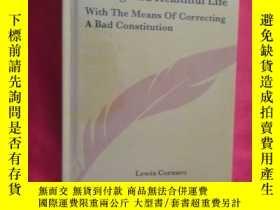二手書博民逛書店Sure罕見Methods of Attaining a Long and Healthful Life (小16
