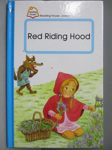 【書寶二手書T7/少年童書_NQC】Red riding hood_retold by Catherine Eisele