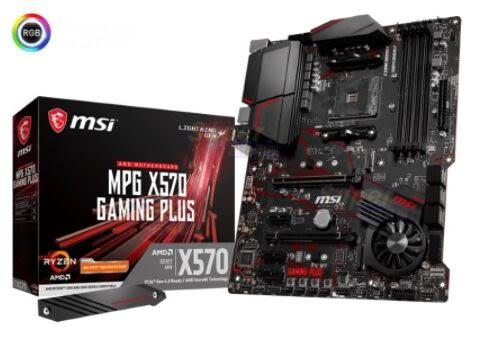微星 MPG X570 GAMING PLUS【刷卡含稅價】