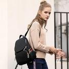 後背包 大容量雙肩包女背包2021新款韓版潮牛津布帆布百搭尼龍女士旅行包