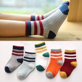 嬰兒襪子 兒童襪子純棉春秋男童女寶寶嬰兒中筒襪1-3-5-7-9-10-12歲秋冬 歐萊爾藝術館