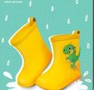 兒童可愛寶寶雨鞋塑膠防水防滑加厚【橘社小鎮】