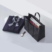 上班帆布包女2020新款手提職業辦公大學生筆記本書包大容量公文包 韓國時尚週