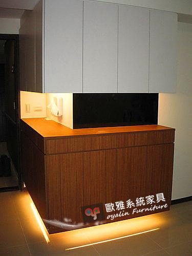 【歐雅系統家具】入口上下懸空式鞋櫃
