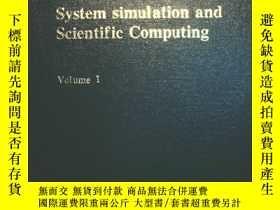 二手書博民逛書店system罕見simulation and scientifi