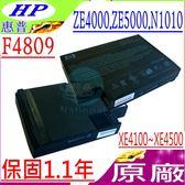 HP 電池(原廠)-惠普 電池-NX9,NX9000,NX9005,NX9010,N1050V,F4809A,F4812A 系列 COMPAQ 電池