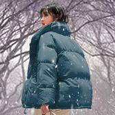 羽絨外套-冬外套羽絨棉服女短款蓬蓬面包服 衣普菈