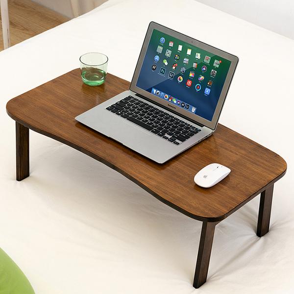 楠竹摺疊桌中號款70CM長 床上桌 小茶几 筆電桌 和室桌 懶人桌子 【YV9929】 快樂生活網