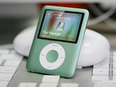 超薄蘋果mp3/mp4音樂播放器錄音有屏迷你運動可愛隨身聽英語mp5小