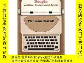 二手書博民逛書店Pink罕見And Brown People And Other Controversial Essays-粉紅色