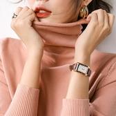 2019新款秋冬內搭毛衣女寬鬆外穿V領長袖洋氣上衣高領針織打底衫