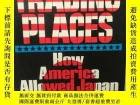 二手書博民逛書店Trading罕見Places:How America Allo